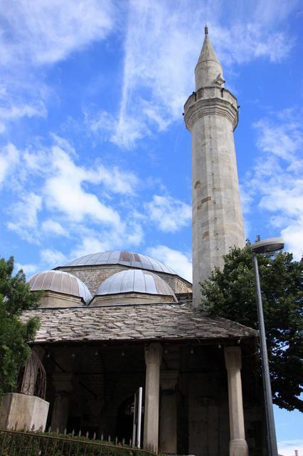 小さなモスク