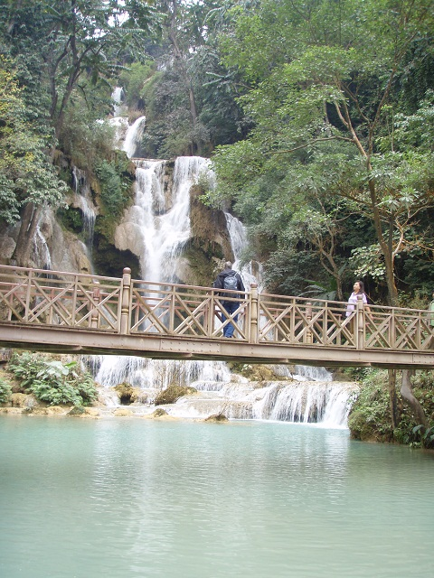 クアンシー滝