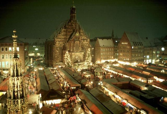 コピーライト:Congress- und Tourismus-Zentrale Nürnberg