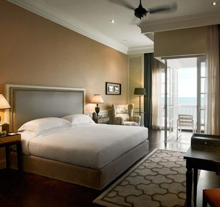 ースタン&オリエンタル ホテル お部屋一例