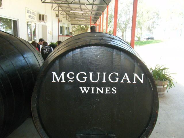 Mc Guiganワイナリー