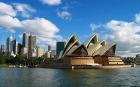 シドニー半日市内観光