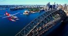 水上飛行機で行く シドニー ハイライト / シークレット ツアー