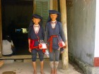 少数民族を訪ねる ホアビン観光