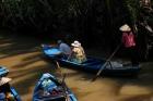 大河メコンデルタクルーズとクチ地下トンネル観光