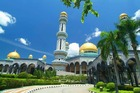 ブルネイ半日観光 バンダルスプレンダー
