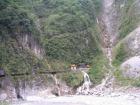 太魯閣(タロコ)大理石峡谷ツアー [往復列車]