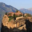 神秘の岩山修道院メテオラを訪ねる2日間!