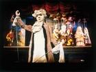 国立マリオネット劇場での観劇とディナー