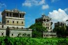 華僑の故郷を訪ねて!世界遺産 開平の望楼と村落