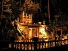 パームコーブ 夜のライトアップ・パロネラパーク ~星に願いを~