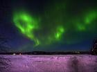幻想的なオーロラを観察! オーロライナー 「ロバニィ」 【ロヴァニエミ発着 12月~3月の催行/ みゅう】