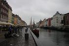 コペンハーゲン市内観光と運河クルーズ