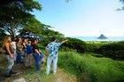 オアフ グランドサークルアイランドとクアロア牧場、ドールプランテーション ツアー【オアフ島】