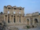 プライベートツアーで行くエフェス遺跡と世界遺産パムッカレ1日ツアー(イズミル空港発、デニズリ・チャルダック空港で終了)