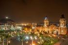 リマ・ホルヘチャベス空港 - リマ市内主要ホテル片道送迎