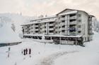 ルカ・スキー・シャレー宿泊 + ロバニエミ空港からバスチケット [ラップランドのスキーリゾートにある快適なアパートメントタイプのホテル]