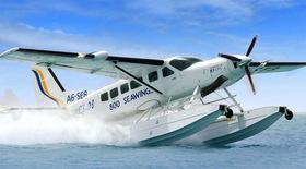 【格安!】水上飛行機 20分遊覧飛行 シーニックフライト:全席窓際確約