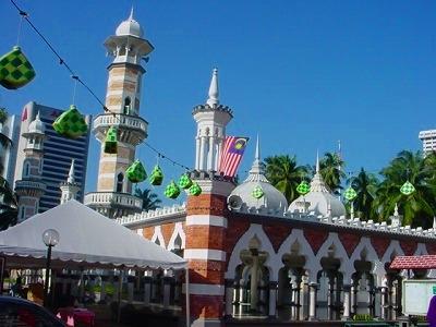 ジャメモスク、チャイナタウン、ブキッビンタンをモノレールで訪れる!!クアラルンプール発・ジャランジャラン街歩きツアー