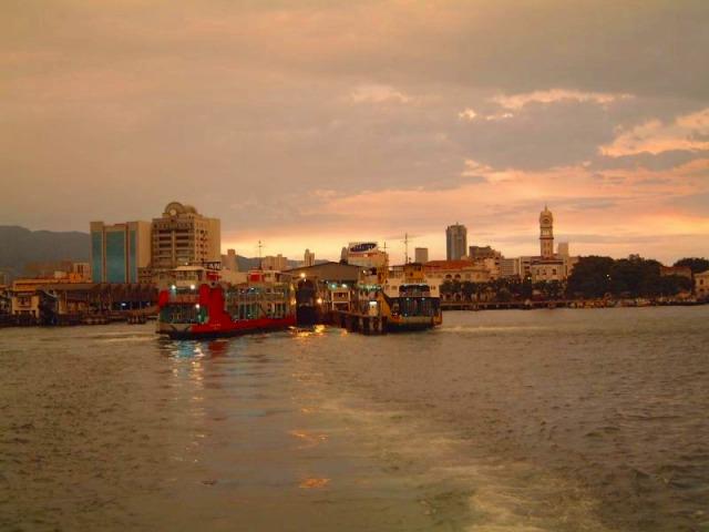 夜のマラッカ海峡、東洋一長い橋・ペナンブリッジを訪れる!!ペナン島発・ペナンJALAN・JALAN