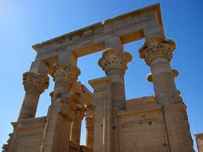 アスワン観光ダイジェスト ハイダム・未完成オベリスク・イシス神殿