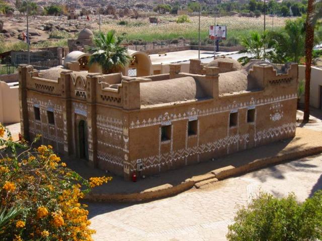 ヌビア博物館