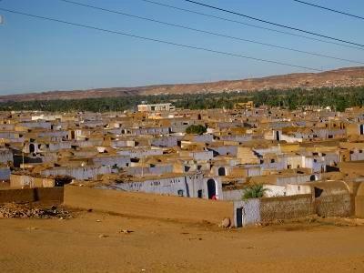 ヌビアビレッジ (現地民族の村)
