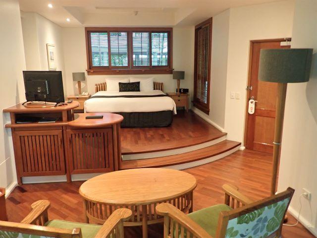 グリーン島2泊3日宿泊 世界遺産に宿泊するパッケージ