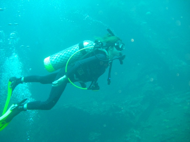 バリ島でダイバーになる!PADI エナ・ダイブセンターのオープンウォーターコース3日間