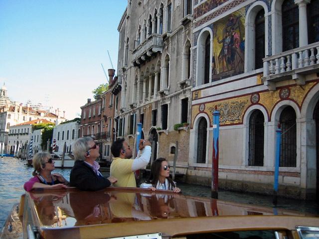 【お得なセットツアー】ベネチア1日観光(ウォーキングツアー&運河クルーズ)