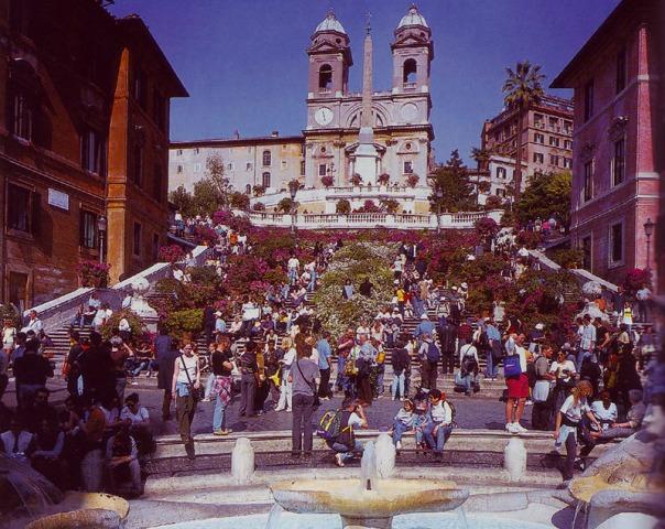 少人数で行くローマ 2.5時間市内観光