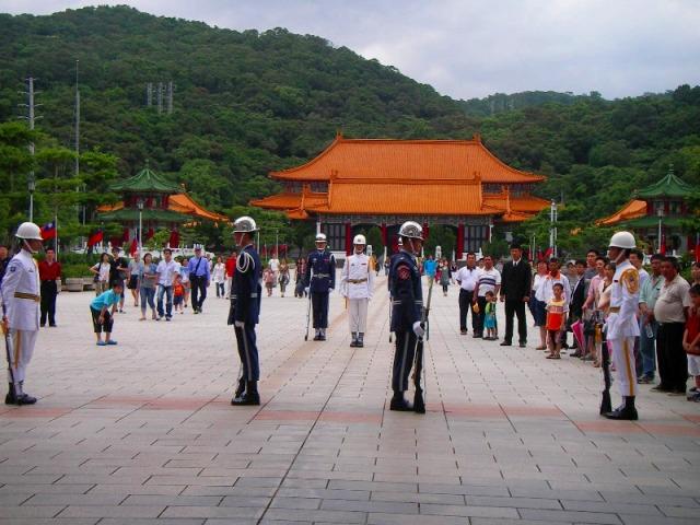 台北市内観光と故宮博物院見学 専用車利用プライベートツアー