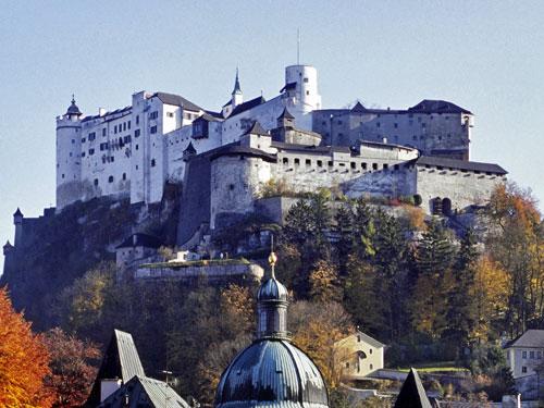 モーツァルトを生んだ街ザルツブルク! お手軽市内観光ツアー!