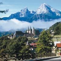 お隣ドイツへ行ってみよう!バーバリアンアルプス日帰りツアー