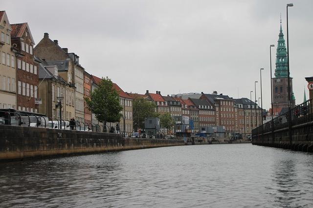 コペンハーゲン市内観光