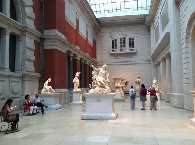 美術館めぐり1日ツアー(ニューヨーク近代美術館MoMA&メトロポリタン美術館)