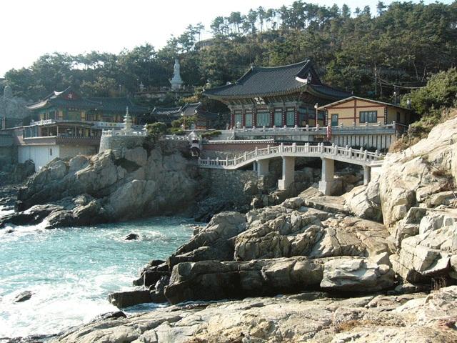 釜山近郊「海東龍宮寺」と海雲台半日ツアー