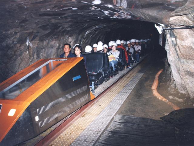 第3トンネルと板門店観光