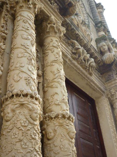 レッチェ発 南のフィレンツェ「レッチェ」と美しい街を意味する「ガリポリ」 プライベートチャーターツアー