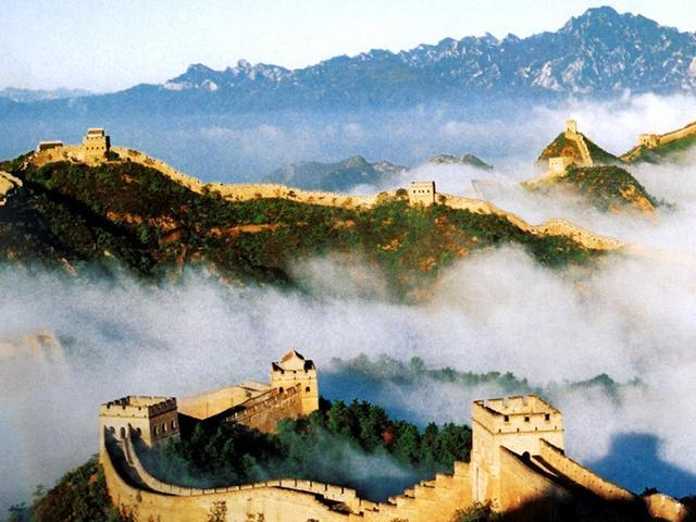 【世界遺産】万里の頂上 金山嶺長城ウォーキング