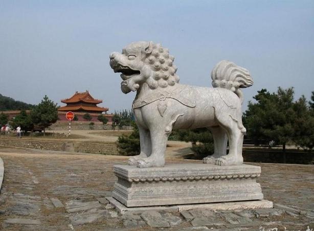 世界遺産・清東陵