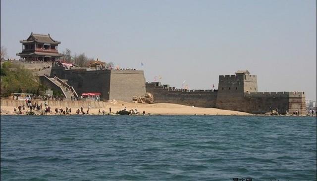 中国式新幹線で行く 秦皇島~万里の長城の起点