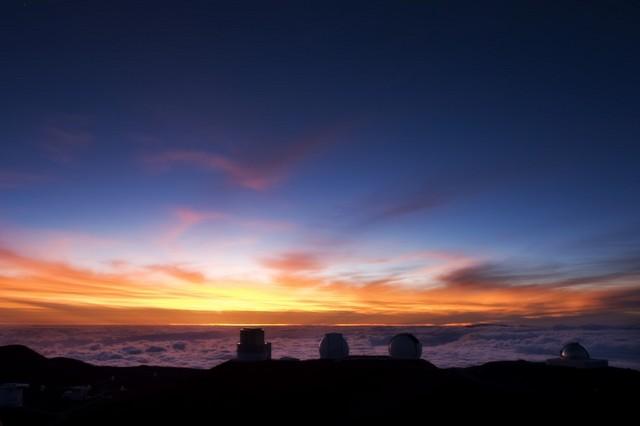 世界遺産・ボルケーノと世界一・マウナケア山 デラックスツアー