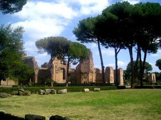 古代ローマ -道と水とお風呂のローマ史
