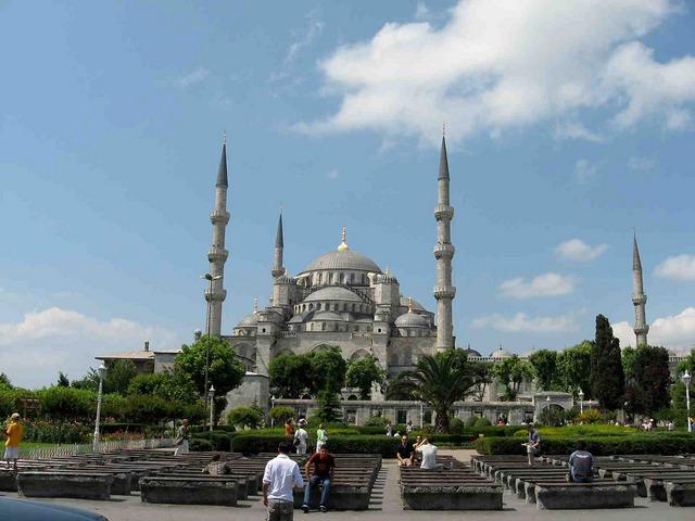 イスタンブール3泊4日フリーパッケージ(空港送迎+ホテル3泊) 【2016年10月までの催行】