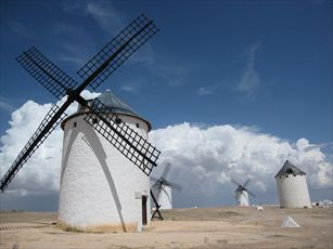 世界遺産クエンカ&ラ・マンチャの風車 プライベートツアー【みゅう】