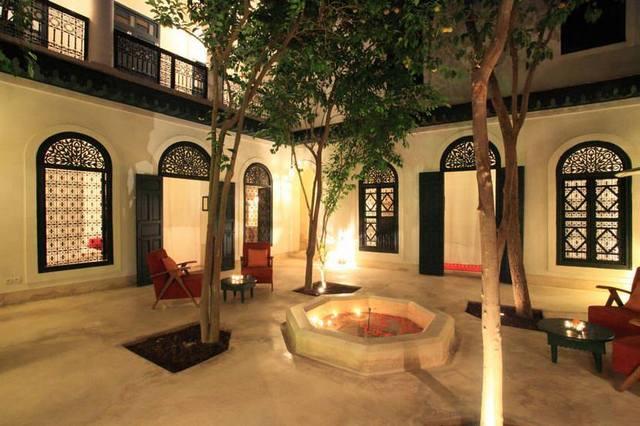 マラケシュで憧れの豪華邸宅ホテルに滞在!スタンダードリアド2泊3日