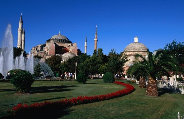 イスタンブール3大史跡を巡る!モーニングツアー