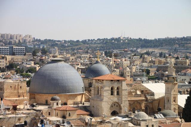 エルサレム+ベツレヘム1日混載ツアー ユダヤ教・キリスト教の聖地を巡る