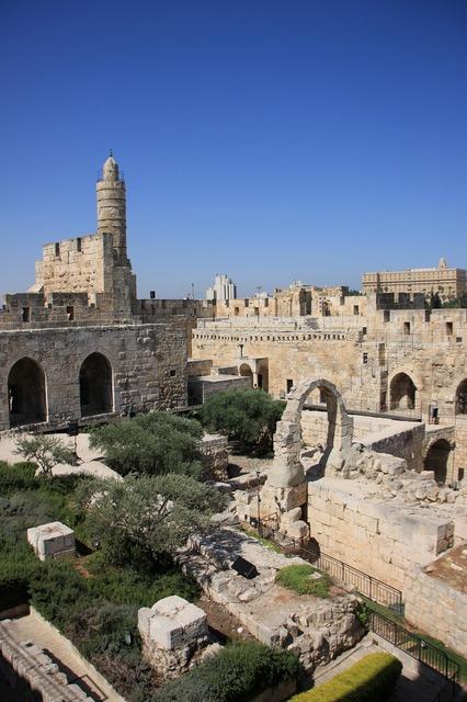 テルアビブ発 古の都エルサレムを巡る【1日観光】プライベートプラン